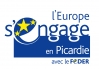 Logo Europe s'engage en Picardie
